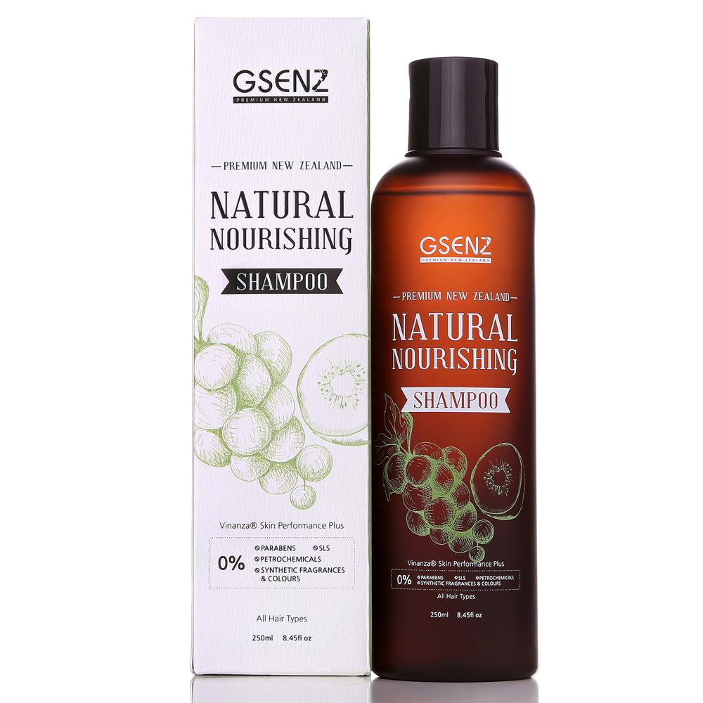 Natural Nourishing Shampoo